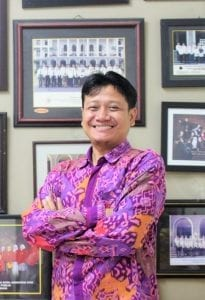 Dr. Ely Susanto, MBA.