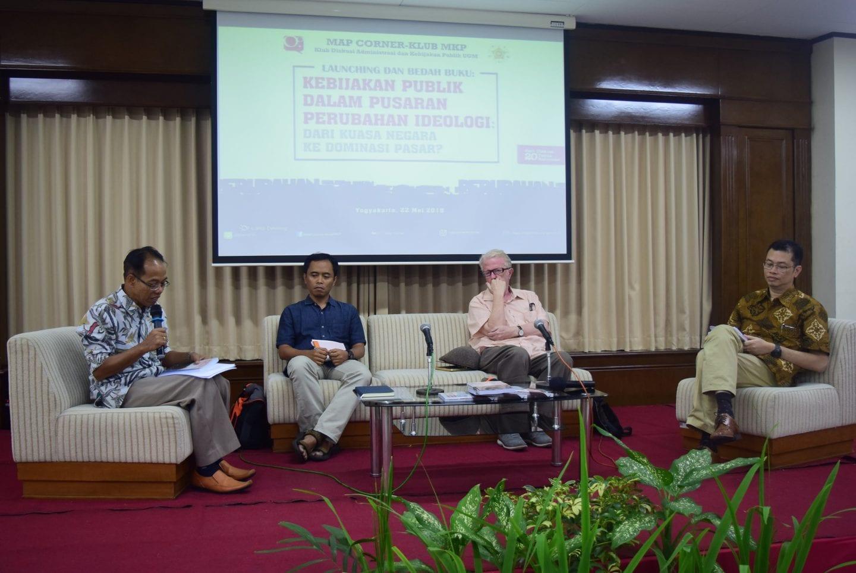 Launching dan Bedah Buku