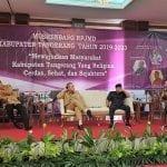 Pendampingan Penyusunan RPJMD Kabupaten Tangerang